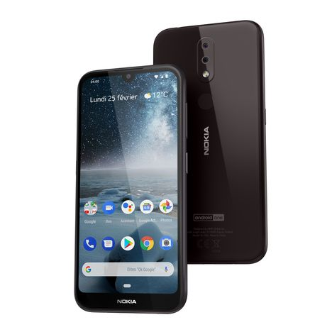 NOKIA Smartphone 4.2 - 32 Go - Noir - 5.71 pouces - 4G