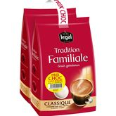 Legal tradition familiale café dosettes 2x50 -690g
