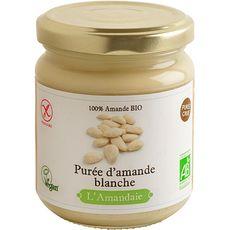 L'AMANDAIE L'Amandaie purée d'amande blanche bio 200g