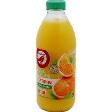 Auchan pur jus orange 1l