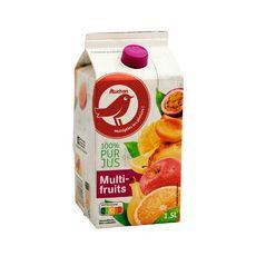 Auchan pur jus multifruits 1,5l