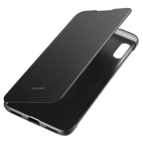 HUAWEI Etui à rabat pour Huawei Y6 2019 - Noir