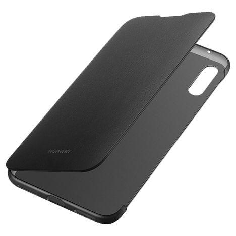 HUAWEI Etui à rabat pour Huawei Y7 2019 - Noir