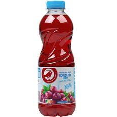 AUCHAN Boisson au jus de cranberry light avec édulcorants 1l