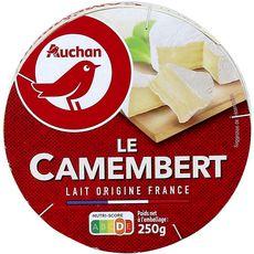 AUCHAN Camembert  250g
