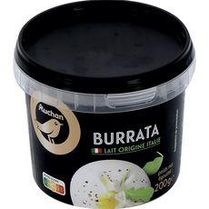 AUCHAN GOURMET Burrata 200g