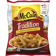 Mc Cain frites tradition 1,04kg