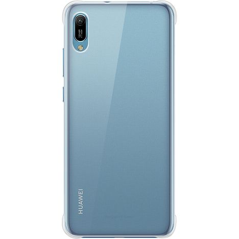 HUAWEI Coque Huawei Y6 2019 - Transparent