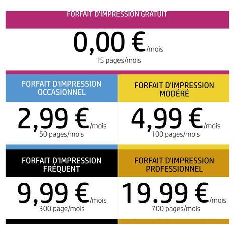 Carte Bancaire Prepayee Auchan.Carte Prepayee Instant Ink Hp Pas Cher A Prix Auchan