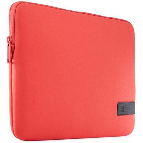 CASE LOGIC Housse Reflect pour Macbook Pro / Air 13 pouces - Rouge