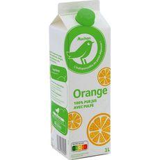 Pouce pur jus d'orange 1l