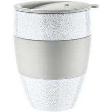 KOZIOL Koziol mug gris 400ml collector 1 pièce