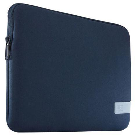 CASE LOGIC Housse Reflect pour PC portable 13.3 pouces - Bleu foncé
