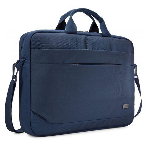 CASE LOGIC Sacoche ADVANTAGE pour PC portable 15.6 pouces - Bleu