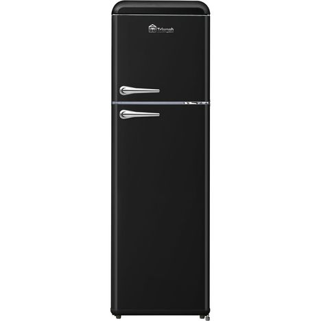 TRIOMPH Réfrigérateur 2 portes TLDP250N, 250 L, Froid statique