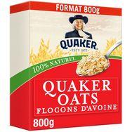 Quaker Oats céréales 800g