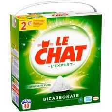 Le Chat lessive poudre expert 40 mesures -2,8kg