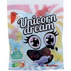 Auchan bonbons unicorn dream 250g
