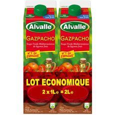 Alvalle gazpacho classique 2x1l