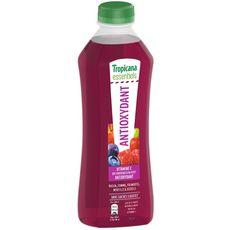 Tropicana essentiel pur jus antioxydant 75cl