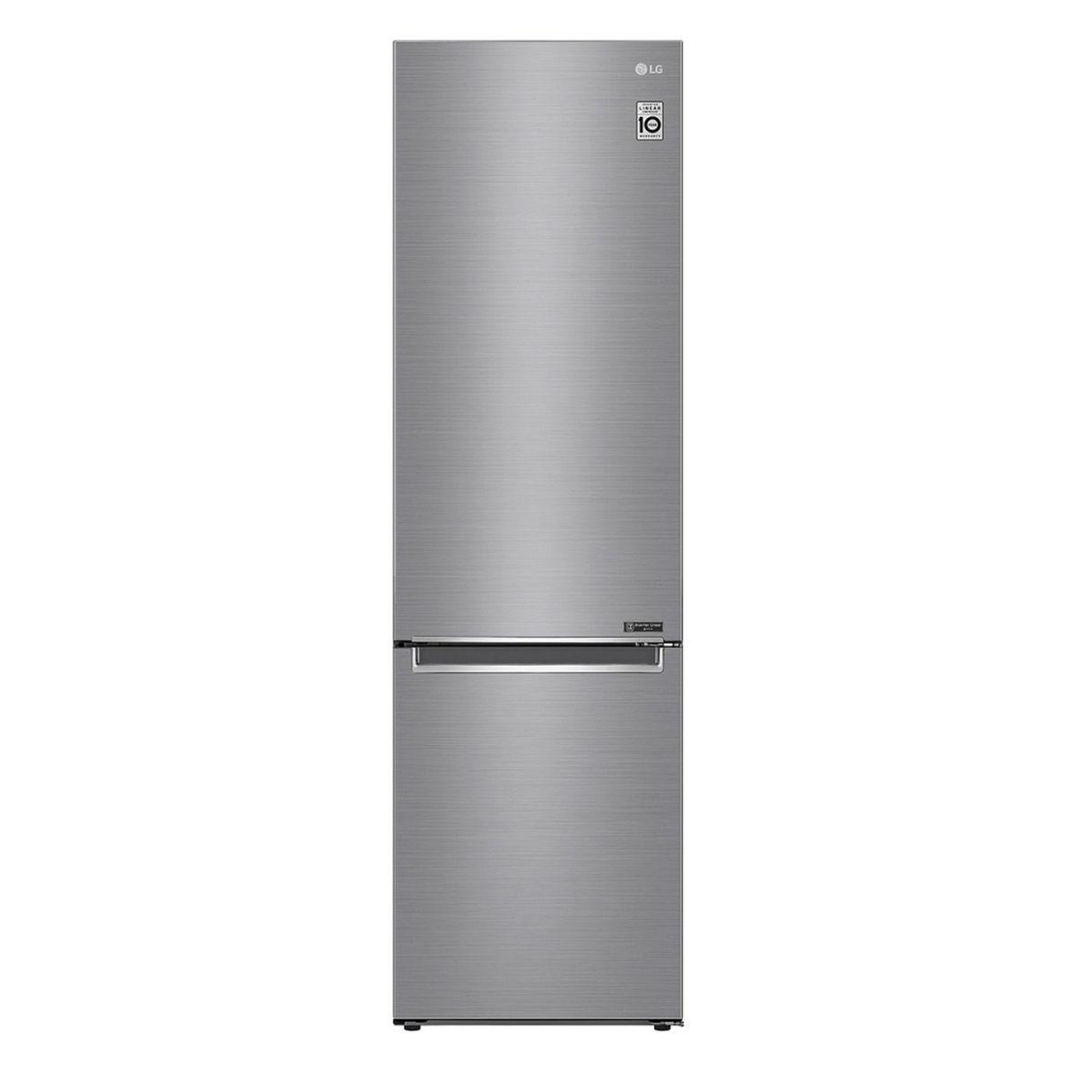 Réfrigérateur combiné GBB62PZGFN, 384 L, Froid ventilé