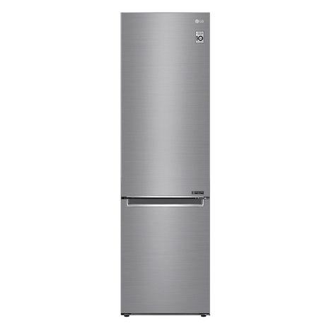 LG Réfrigérateur combiné GBB62PZGFN, 384 L, Froid ventilé