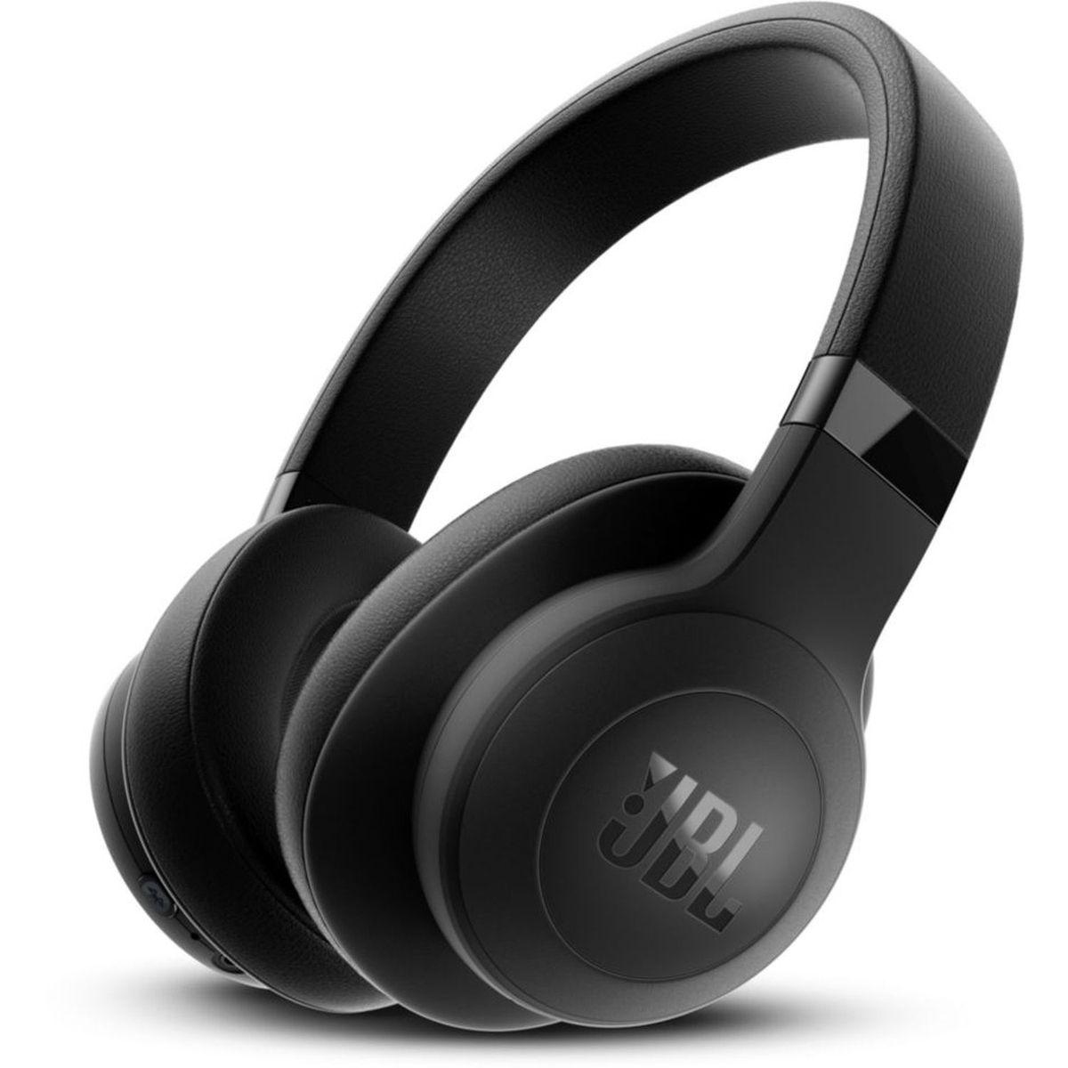 Casque audio Bluetooth - Noir - E500BT