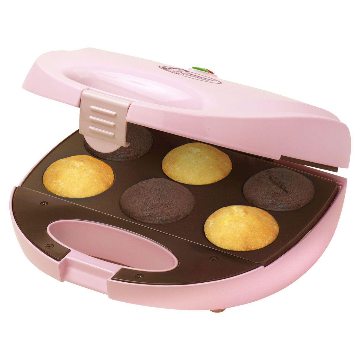Appareil à cupcakes DCM8162 Sweet Dreams, Rose