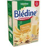 Blédina blédine croissance vanille gourmande 400g dès 12mois