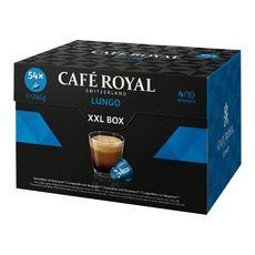 Café Royal Café lungo en capsule compatible Nespresso 181g