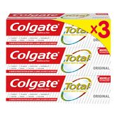 Colgate Colgate Total dentifrice 3x75ml