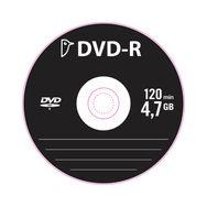 POUCE DVD-R 16X 4.7Go Unitaire