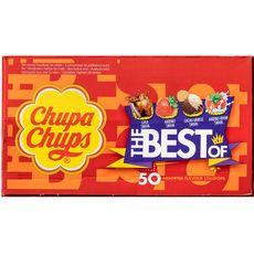 Chupa Chups sucette unitaire assortie 12g