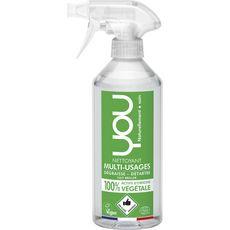 YOU Spray nettoyant multi-usages écologique et vegan 500ml