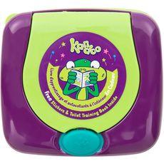 Kandoo Boîte rechargeable de papiers toilettes au melon pour bébé x55