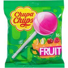 Chupa Chups fruit shakes 192g