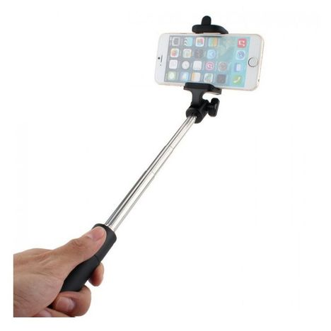 MOXIE Mini perche à selfie Bluetooth - Noir