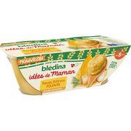 Blédina Blédina Idées de maman bol panais potirons et polenta dès 8 mois 2x200g