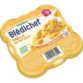 Blédina Blédina Blédichef assiette paëlla des tout petits dès 18 mois 250g