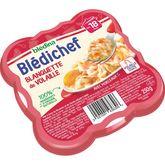Blédina Blédina Blédichef assiette blanquette de volaille dès 18 mois 250g
