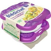 Blédina Blédina Blédichef assiette courgettes et macaronis dès 12 mois 2x230g
