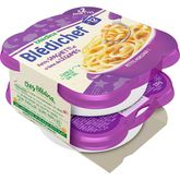 Blédina petits spaghettis crème légumes 2x230g dès12mois
