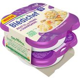 Blédina Blédina Blédichef assiette risotto panais et champignons dès 12 mois 2x230g