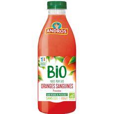 Andros Jus d'oranges sanguines bio 75cl
