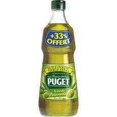 PUGET Puget huile d'olive verte puissante 75cl +33%offert
