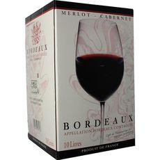 AOP Bordeaux rouge 10L