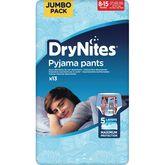 Huggies Drynites garçon 8-15 ans x13 culottes pipi au lit 27/57kg