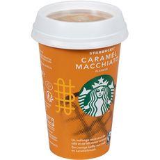 Starbucks cup caramel macchiato 220ml