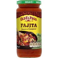 Old El Paso sauce fajitas 395g