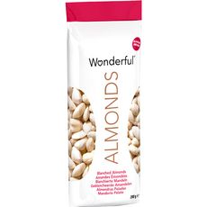 ANDROS Wonderful Amandes blanchies 200g 200g